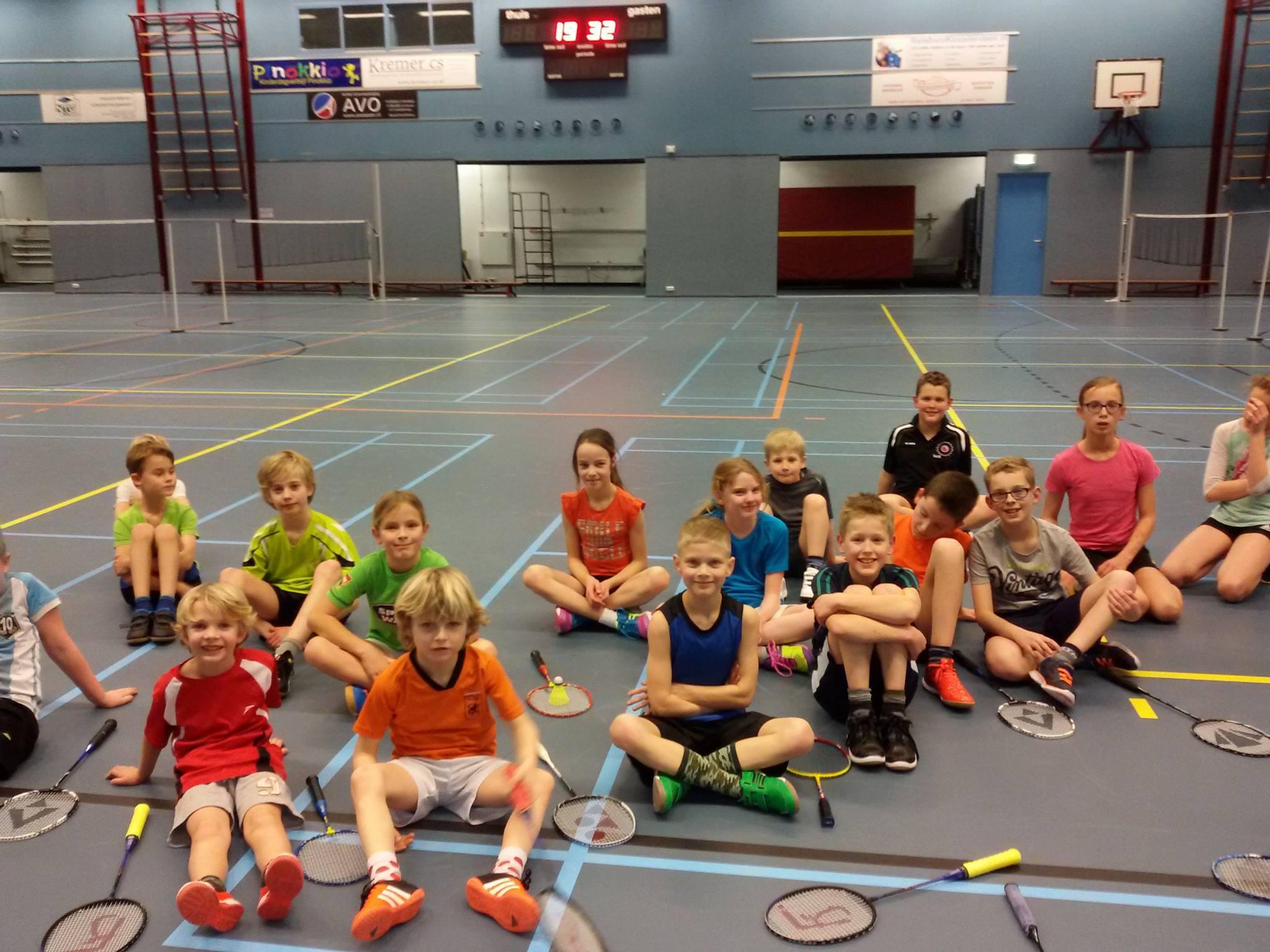 Badminton toernooi – Wijk Kloosterveen Badminton Toernooi Nl